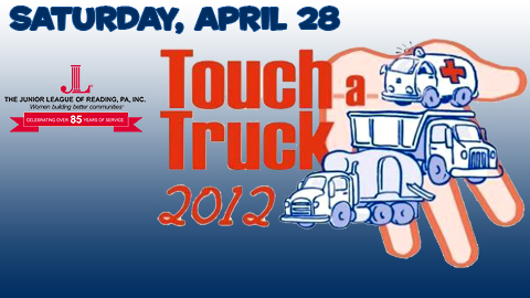 Touch-a-Truck returns to Baseballtown on Saturday, April 28.