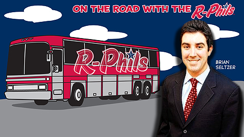 "Stay tuned to RPhils.com for Brian Seltzer's ""On the Road"" reports."