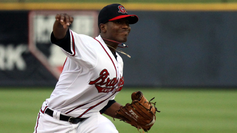 Julio Teheran has allowed one run or fewer in five of his seven starts.