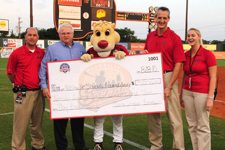 "Nashville Sounds Foundation ""Play Ball!"" Project"